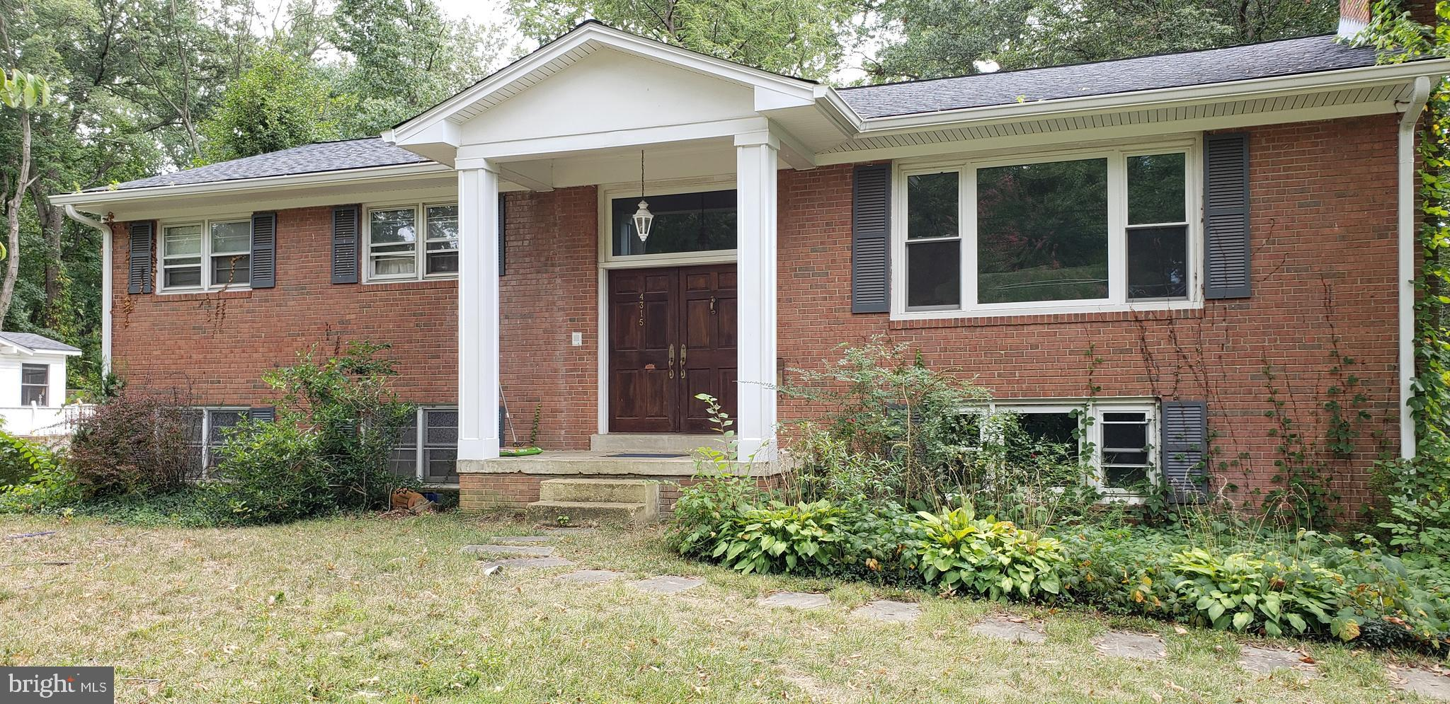 A rare opportunity for under $500,000 in the heart of Historic Mount Vernon! Come see this sturdy, all-brick home with a beautiful yard, that boasts recent upgrades that include the roof replacement, gutters/soffits, HVAC, and Furnace. This home is ready to be enjoyed now, but is waiting for your personal touches to make it your own. The spacious kitchen and family room are perfect for an open floor plan conversion, and the size of the rooms and closets are definitely worth noting. Enjoy the screened porch, private and flat backyard, and a peaceful and serene wooded landscape~perfect for entertaining. The lower level features huge storage opportunities, and the lower living area is flooded with natural light, and features a walk-out exit/entry! Minutes from the scenic George Washington Memorial Parkway, Fort Belvoir, Wegmans, and more. This home has been enjoyed by the current owner, it is exciting to see what the next chapter will hold for this lovely Mount Vernon Home!