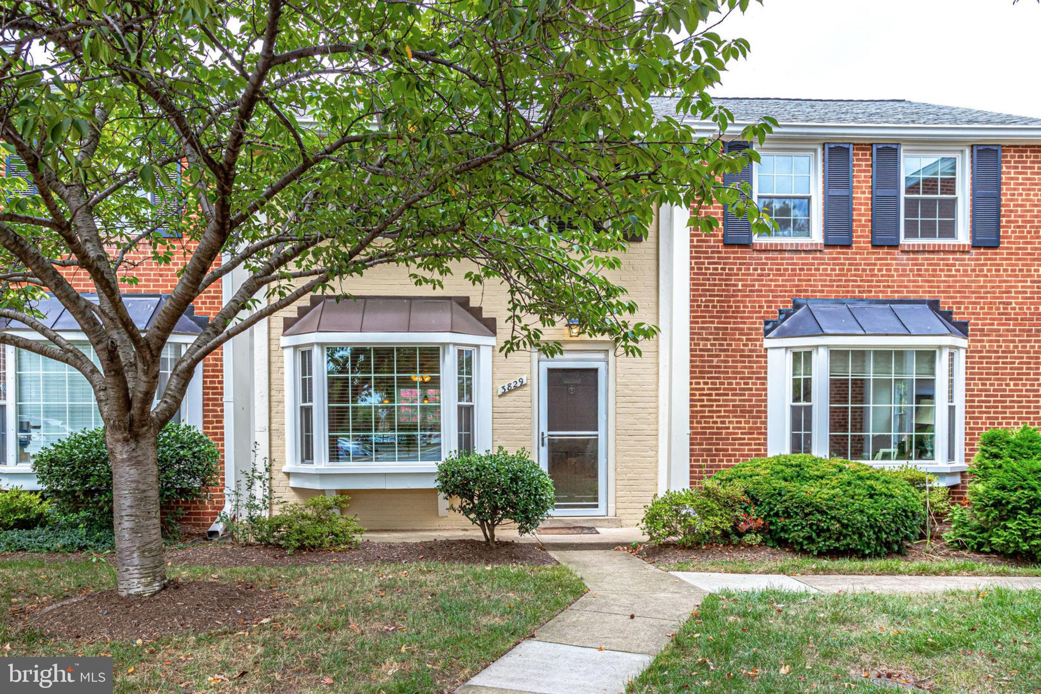 Beautiful 2 Bedroom 1.5 Bath in most sought after  Fairlington Towne with Tons of Upgrades. New Windows, New Floors, New Kitchen with Granite, New Appliances, New Bathrooms and Floors, Fresh Paint, Nest Thermostat and Nest Smoke/Carbon Monoxide alarm, New HVAC Heating system. Full List of UPGRADES in Documents Section. Sellers Prefer ATD Title.