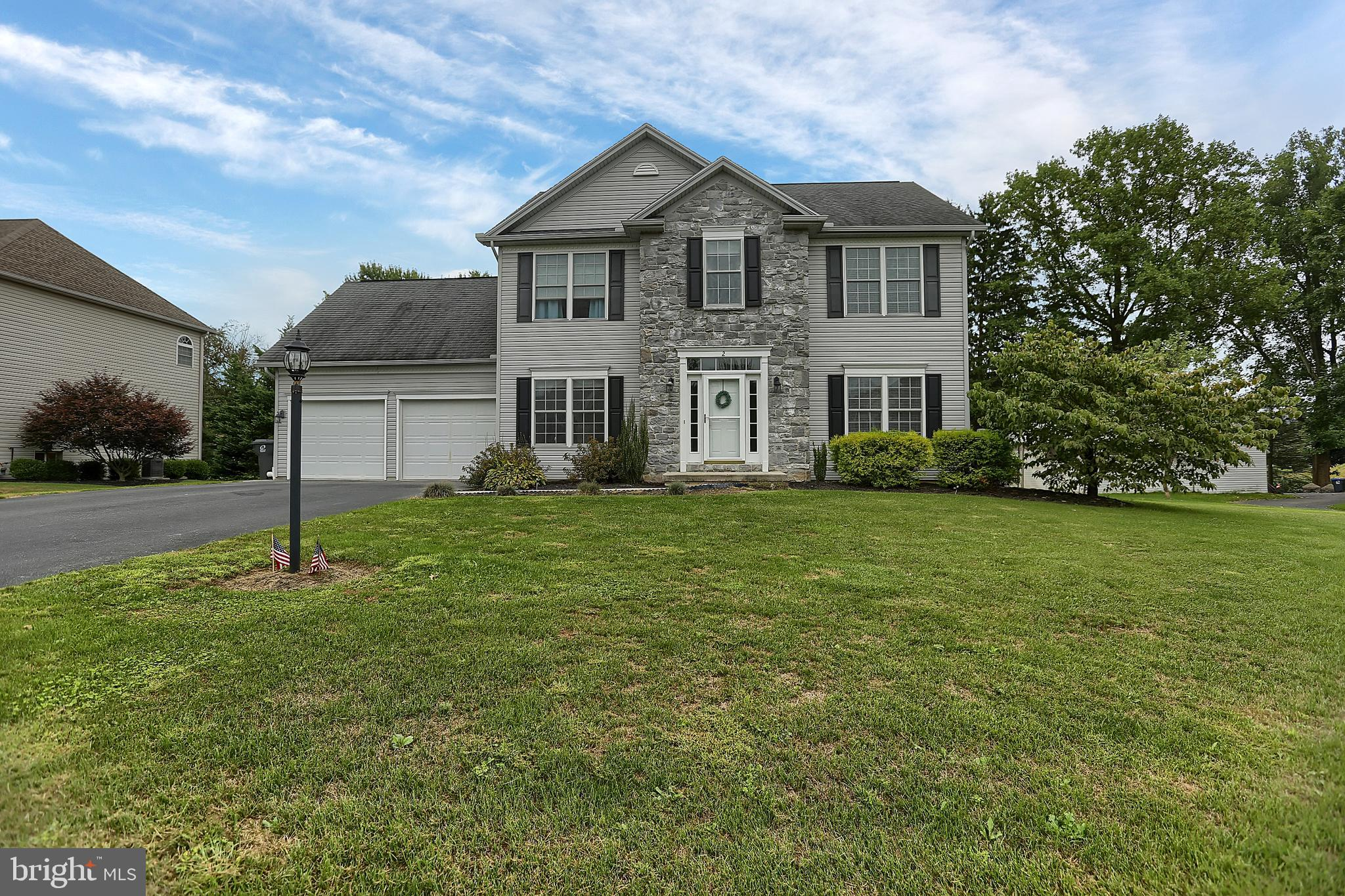 2 MEADOWOOD PLACE, BOILING SPRINGS, PA 17007