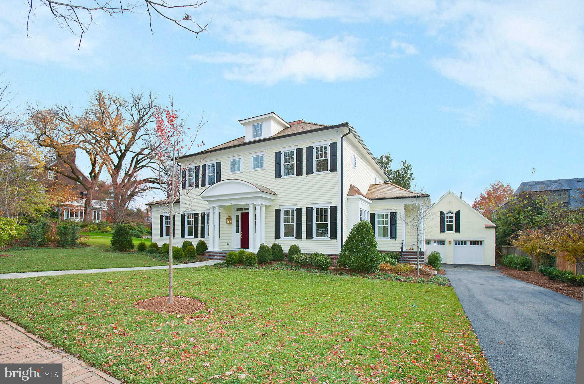 4 QUINCY STREET, CHEVY CHASE, MD 20815