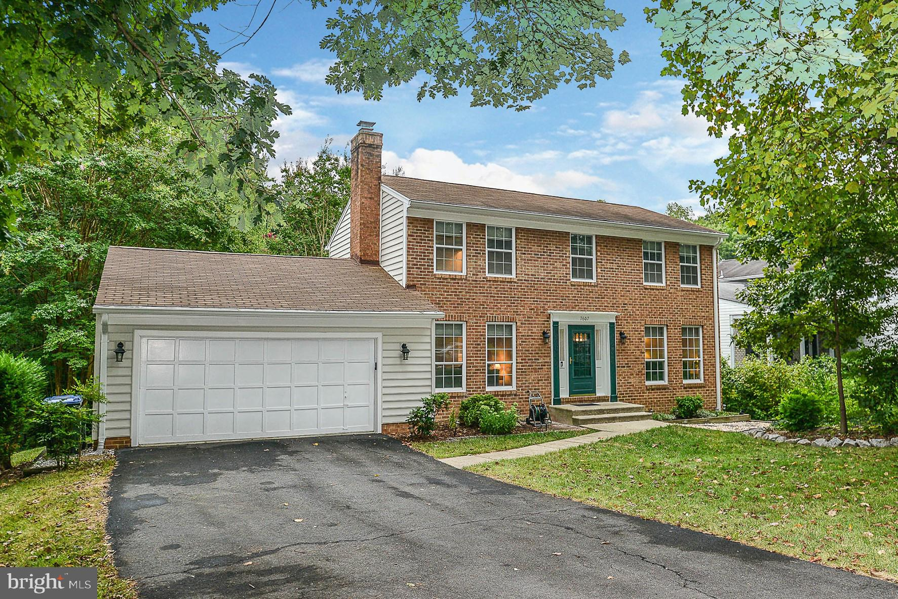 This is the one you have been waiting for! Stunning Colonial in sought after Lakewood Hills - Totally remodeled from top to bottom! All new flooring and fresh paint throughout. Incredible kitchen renovation features quartzite counters, upgraded stainless-steel appliances, elegant white cabinets with under cabinet lighting, decorative tile backsplash, ceramic tile flooring and recessed lighting.  Living and dining room with crown molding and new hardwood floors. From the dining room, step outside to an oversized covered deck. This is the perfect place to grill or entertain! Cozy family room with unique wood beamed ceiling, brick fireplace with wood stove insert and hardwood floors. Renovated half bath and laundry room also on the main level. On the upper level you~ll find a large master bedroom with walk-in closet, separate dressing area and private remodeled bath. 3 additional bedrooms and remodeled full bath also upstairs. On the lower level you~ll find a spacious rec room, office with walk-in closet/storage and incredible spa bath with built-in sauna and jetted tub. Walkout basement steps out to deck and private backyard. Two attics and oversized garage provide plenty of extra storage. Upgraded electrical circuit panel. Thermal Siding. High end heating and cooling systems.  Fun and friendly neighborhood with tons of walking trails. Highly sought-after school district! Minutes to shopping, dining and entertainment and all major commuter routes/VRE/Metro. This home has it all!