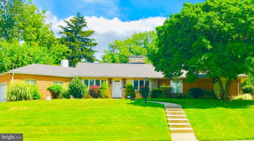 Back on market after selling in a week; 3 contracts fell through! Rare Brick Rancher in sought after NE Bmore City neighborhood. Walk to great shops & restaurants. Aprox. 2,600 sqft; on 1/3 acre. Private fenced yard & patio, off-street parking, attached garage, wood-burning fireplace, gleaming hardwoods, granite, huge MBD/BA. Well maintained & updated. Great for families, retirees, or investment!