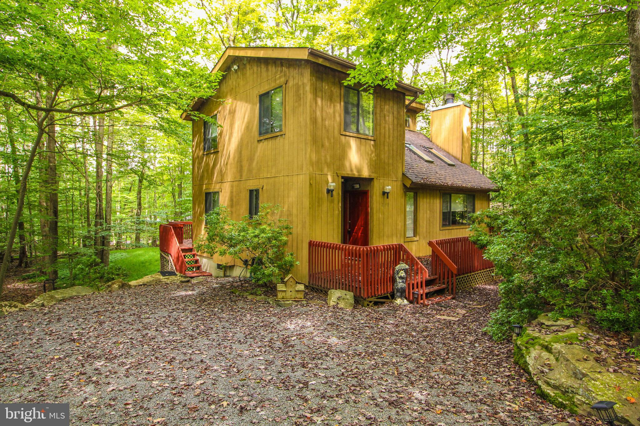172 FAWN ROAD, POCONO LAKE, PA 18347