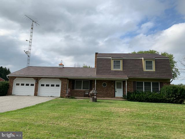 155 FARM VALLEY ROAD, WELLSVILLE, PA 17365