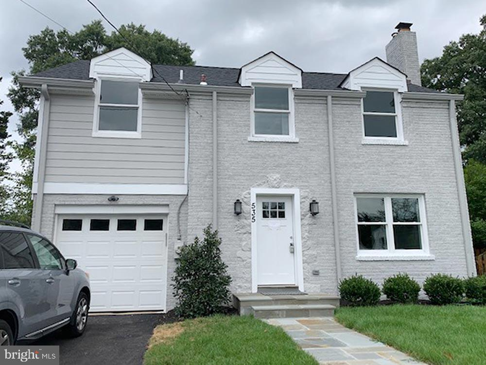 """Hottest US Market for Buyers hunting a home! Thanks to Amazon HQ2, Arlington County housing market is """"smoking hot""""..... (WTOP).... Renovated 4 bedroom 3 bath Brick home w/ garage in North Arlington!  (Ashlawn ES; Swanson MS; W&L HS).  New Roof, New Windows, New HVAC, New Hot Water Heater, New Kitchen & Baths, Quartz Counters and Custom Cabinets in all baths, New Deck and Railings, New Asphalt Driveway, All new electrical & plumbing, New Sod in yard & so much more. 1/2 mile to Ballston Metro!! Gorgeous!! Master suite addition with 3 closets!!  Private Master bath!  Large bedrooms!  Beautiful hardwood floors  Gourmet Kitchen, white Shaker cabinets, white quartz counters, upgraded stainless appliances.  Deck off Kitchen, huge fully fenced, level back yard. Finished walkout lower level, full bath. Everything is NEW!! Move right in and enjoy! Shows light, bright & airy!! Finished garage & large driveway.  Professionally landscaped. Enjoy all North Arlington has to offer - new state of the art community center, outdoor amphitheater with free concerts and nearby parks. Walkable to everything! (450 square foot addition not reflected in tax records)   Pending Release"""