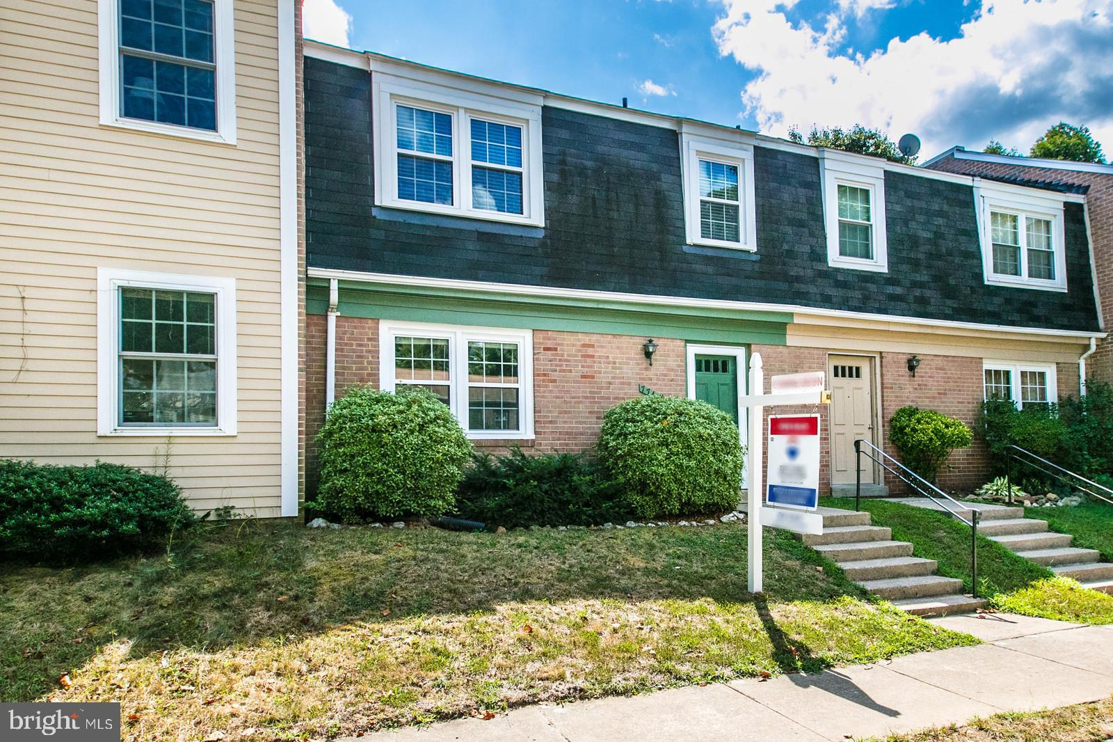 Excellently located 3-bedroom, 2 bath townhouse. Beautiful fenced in back yard and excellent amenities. Pool, tennis, biking, and playgrounds. Bus stop is right on Rolling road. Beautiful cherry hardwoods on the main level and a newly updated kitchen with granite and stainless-steel appliances. New carpet upstairs. Partially remodeled bathrooms and recess lighting in most of the rooms. Lots of attic storage and nearby visitor parking. Close to shopping, Belvoir North, and 6 miles from Franconia metro. HVAC, roof, and windows are all only a few years old.