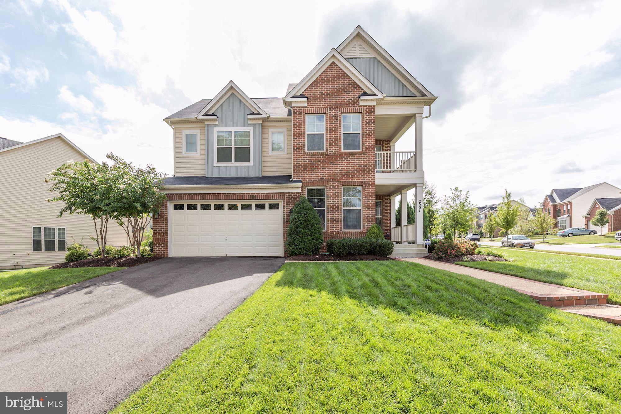 2501 SAINT NICHOLAS WAY, LANHAM, MD 20706