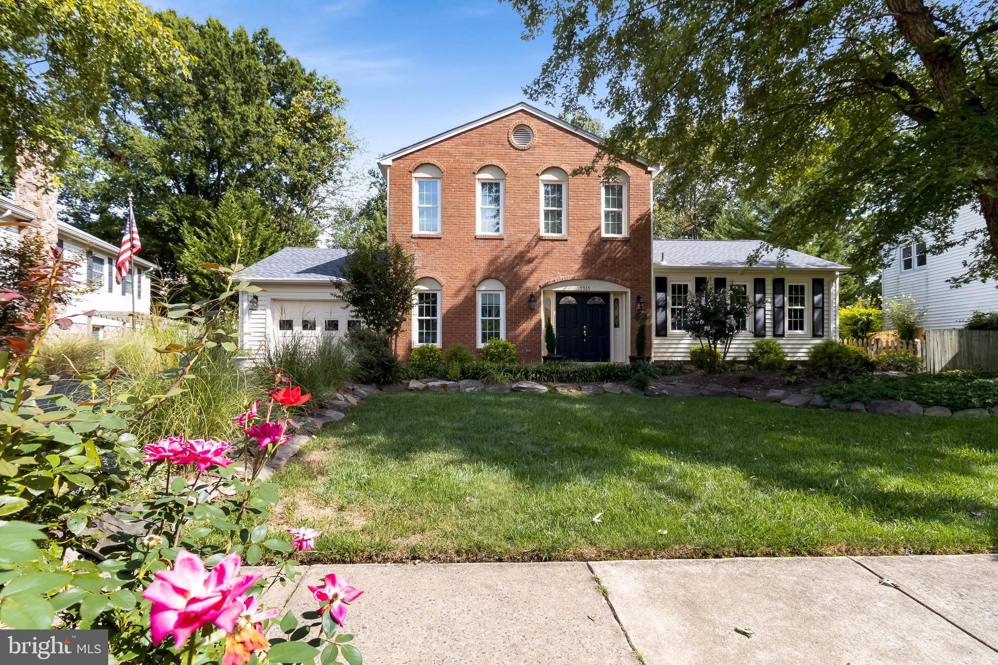 Immpeccably maintained home in the sought after  Saratoga. Quick access to Franconia-Springfield Metro.14 Miles to DC. 5 minutes to Ft. Belvoir. This gorgeous home is one of the largest in the community .  Screened in porch w/ mounted tv, ceiling fan & steps down to deck. 1st flr bedrm w/ full bath. Bright interior w/hardwood on main level. Spacious family rm w/ wood burning Fireplace. Sunny kitchen, Granite countertops, tile flooring, Main level laundry.   Family off kitchen. Spacious bedrooms, remodeled master bath. Engineered flooring in basement. New roof, new HVAC, new windows. Open this weekend!