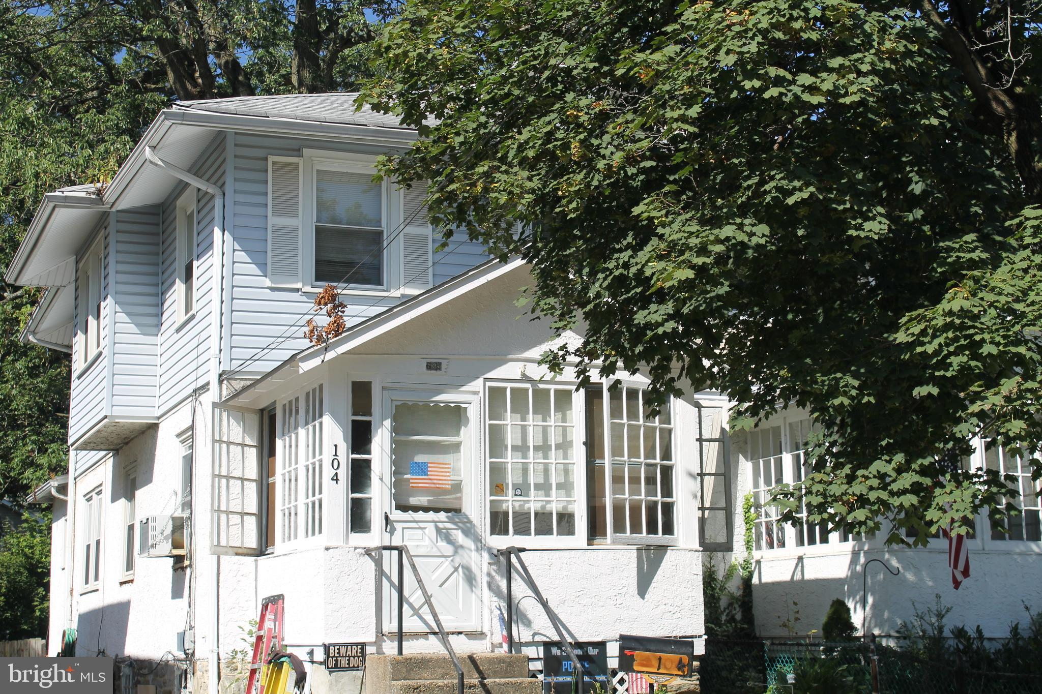 104 LEON AVENUE, NORWOOD, PA 19074