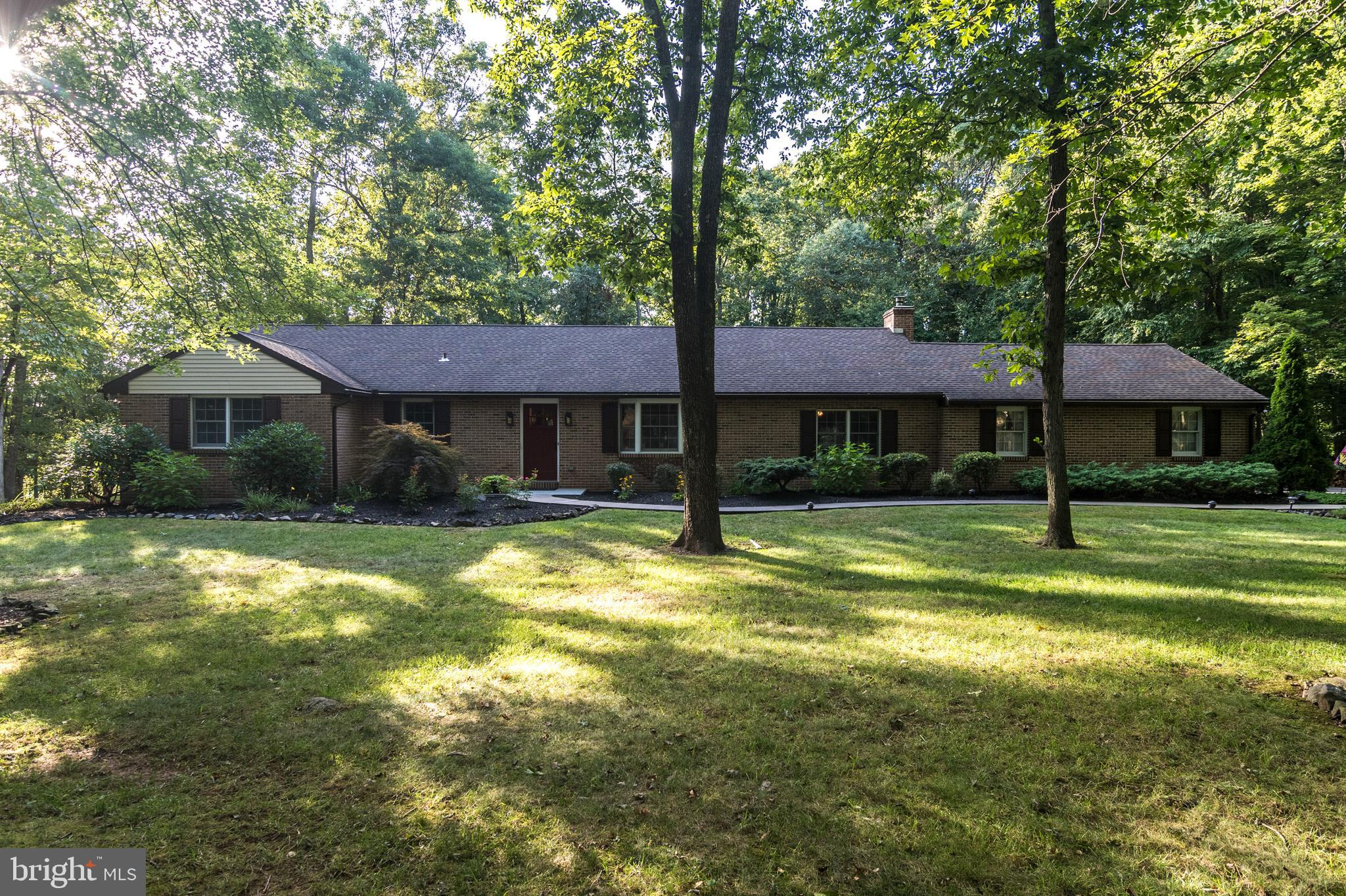 3023 TOWNSHIP WOODS ROAD, EAST GREENVILLE, PA 18041
