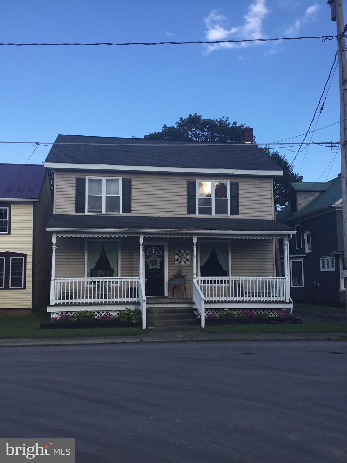 18752 MAIN STREET DRY, DRY RUN, PA 17220