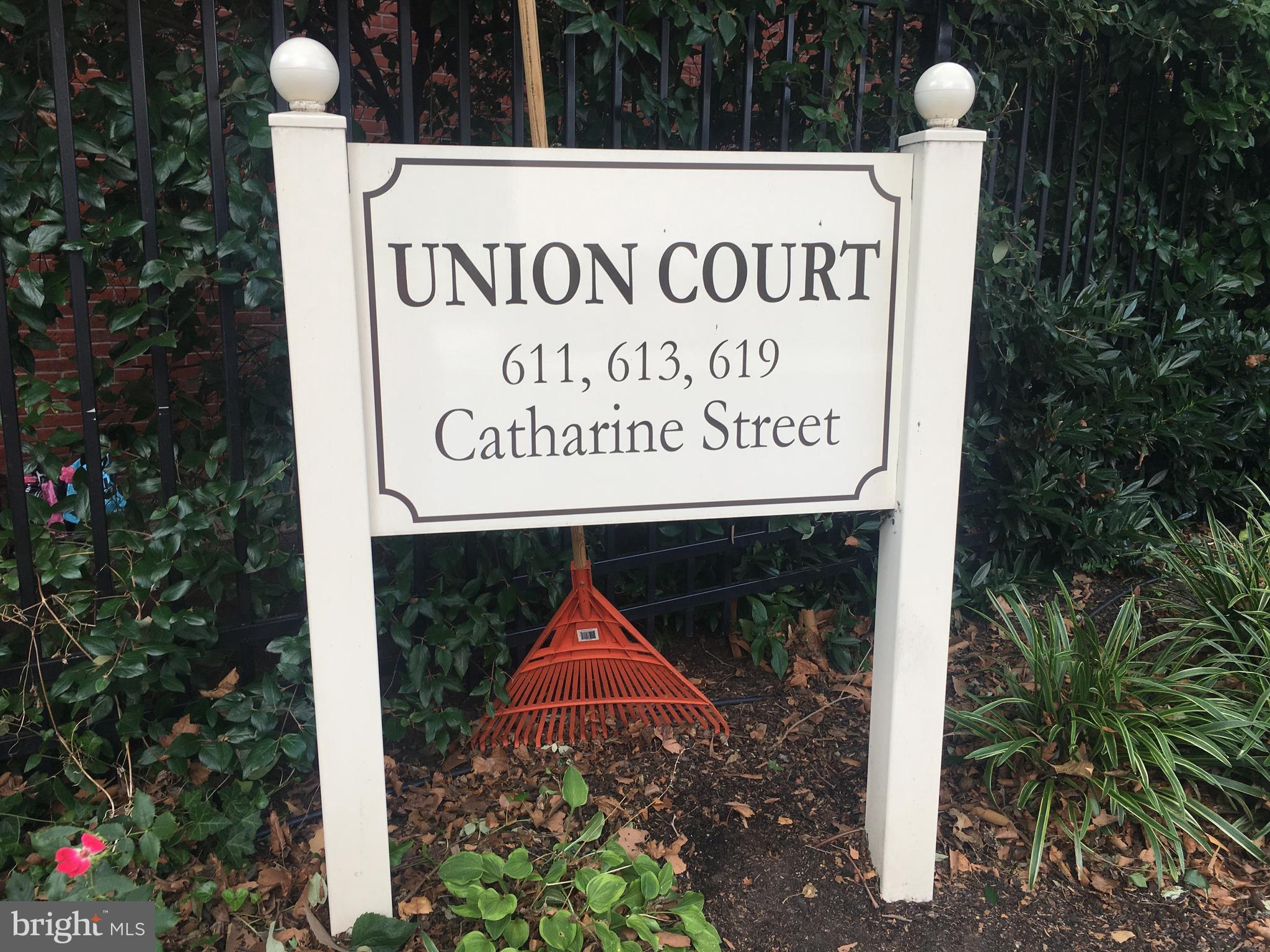 613 CATHARINE St #8A, Philadelphia, PA, 19147