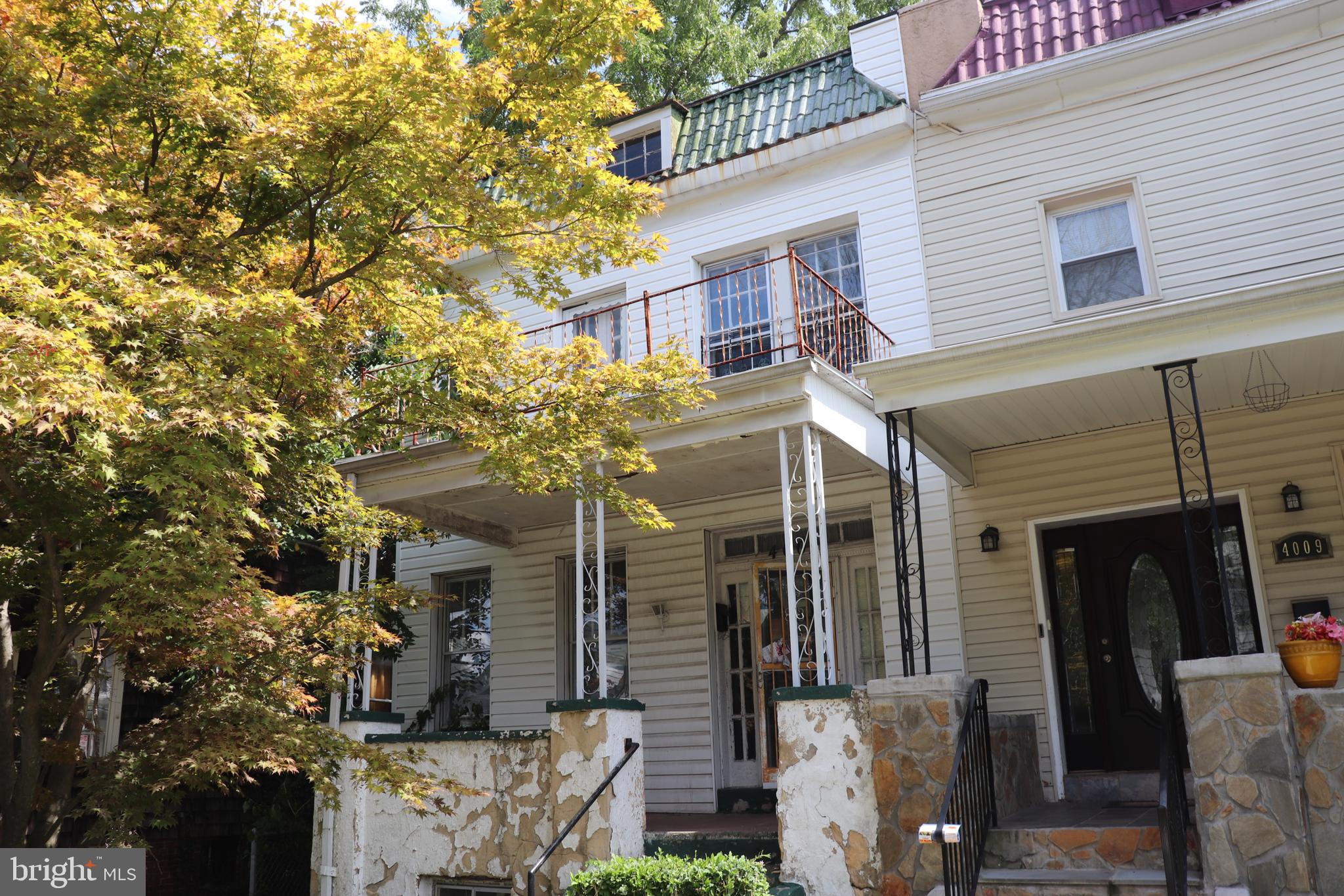4007 Norfolk Ave, Baltimore, MD, 21216