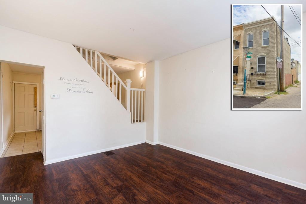 321 S FAGLEY STREET, BALTIMORE, MD 21224