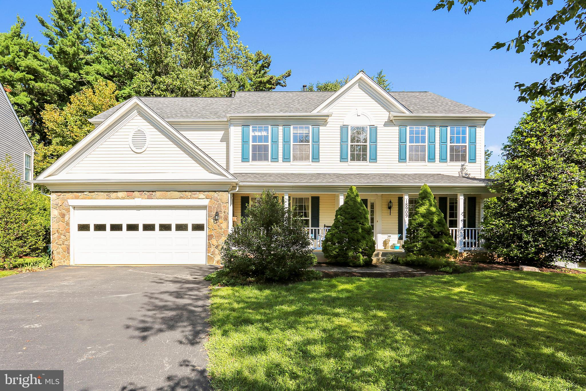 18909 ABBEY MANOR DRIVE, BROOKEVILLE, MD 20833