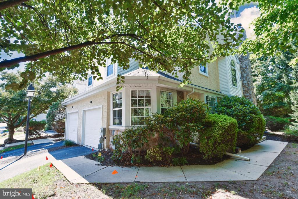 Welcome to your new FOUR BEDROOM End Unit home in the lovely community of Coventry Pointe! With three levels and 1600 sq. feet you can look forward to relaxing on the newly power washed & stained very private deck or entertaining in your updated eat-in kitchen with gorgeous granite countertops , stove & microwave! A large living room & dining room afford plenty of space for all of your family gatherings or upcoming holidays.  The first floor is finished by a powder room, gas fireplace and the lovely deck. As you go up the stairs to the second level you will see a gorgeous BRAND NEW Palladian window that allows the light to pour in!  The second floor has a master suite with full bath and walk in closet and 2 additional very nice sized bedrooms and another BRAND NEW Palladian window! You will absolutely love the third floor with a huge bedroom, BRAND NEW carpets, paint & a full bath!  The basement allows for tons of storage. With 4 bedrooms, 3 and a half baths,  new roof, newer A/C and an HOA that covers common area lawn maintenance , snow removal, and a community pool what are you waiting for? Especially with brand new carpeting?!  Come see the new windows & new carpeting! OPEN HOUSE 10-27-19 From 11-1! Come see your new home before the Eagles play!