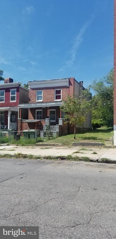 Looking to add to your portfolio? Well, check this home out. Long term tenant in place currently paying $1200. Home sold As Is part of a package of 10 homes being sold individually or together throughout Baltimore City. Buyer to verify ground rent if one exist, Seller will not  redeem.