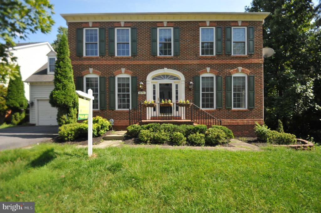 874  STILL CREEK LANE, Gaithersburg, Maryland