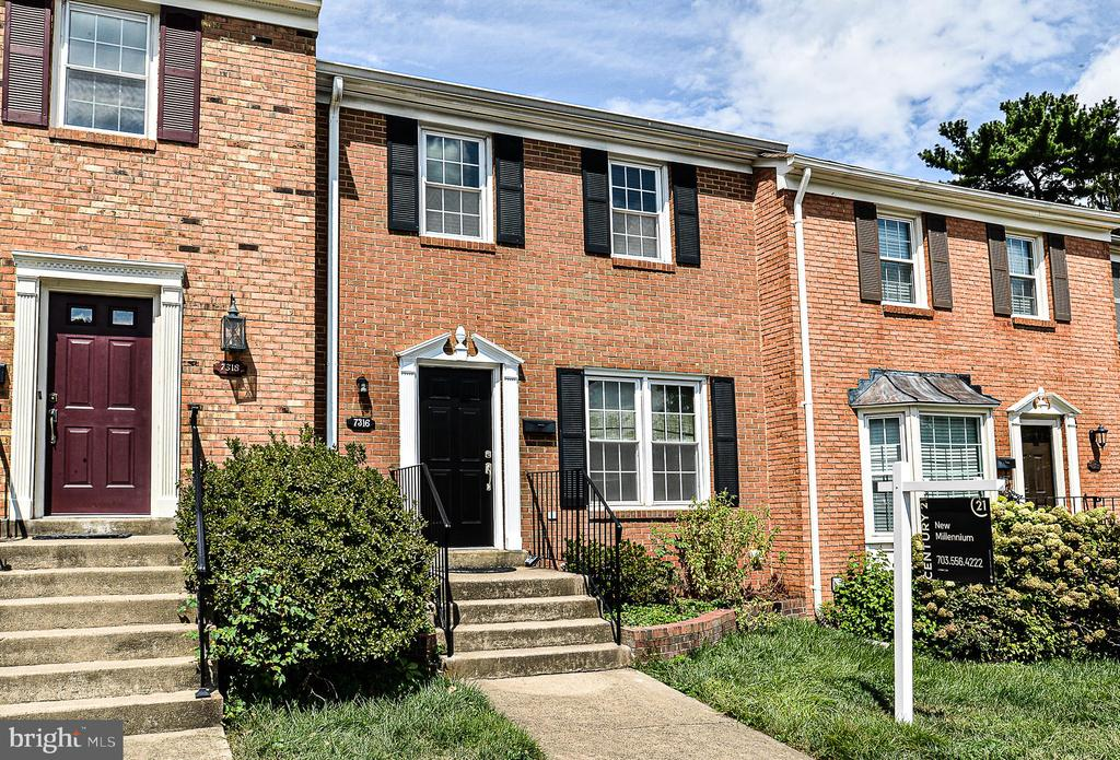 One of Falls Church 3 Bedroom Homes for Sale at 7316  ROCKFORD DRIVE