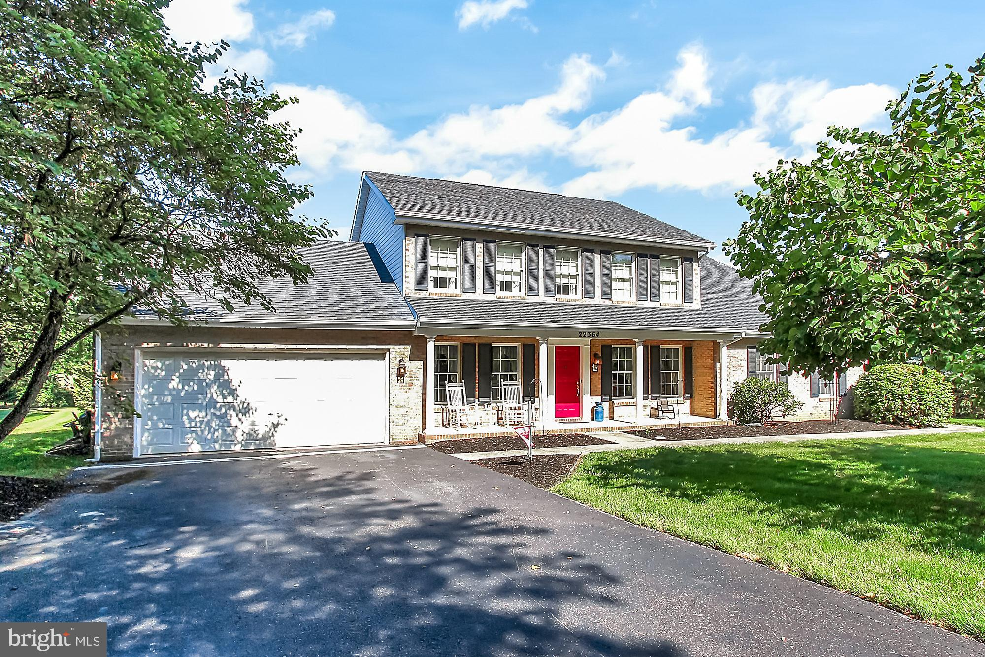 22364 DURBERRY ROAD, SMITHSBURG, MD 21783