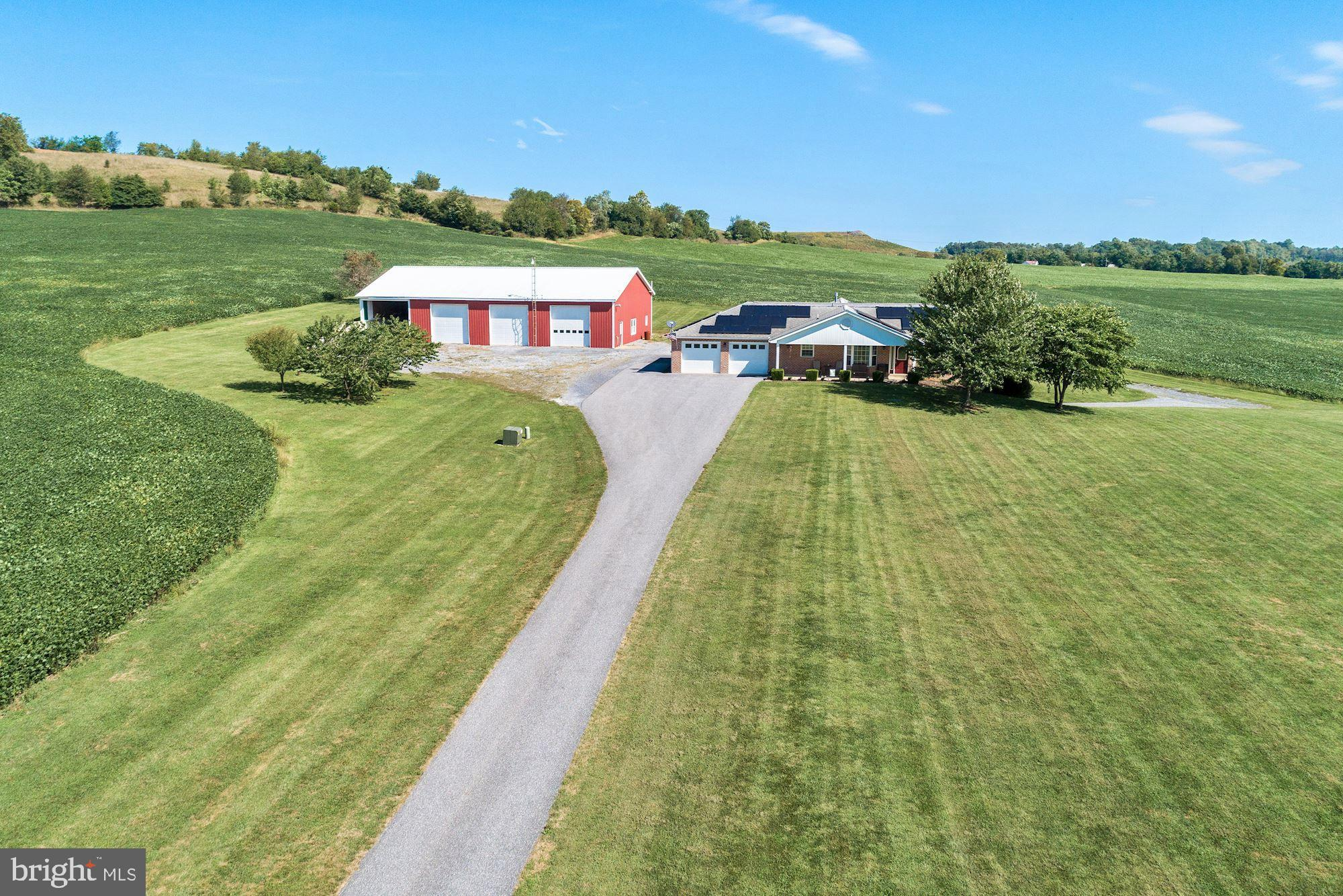 9700 GRAVEL HILL ROAD, WOODSBORO, MD 21798