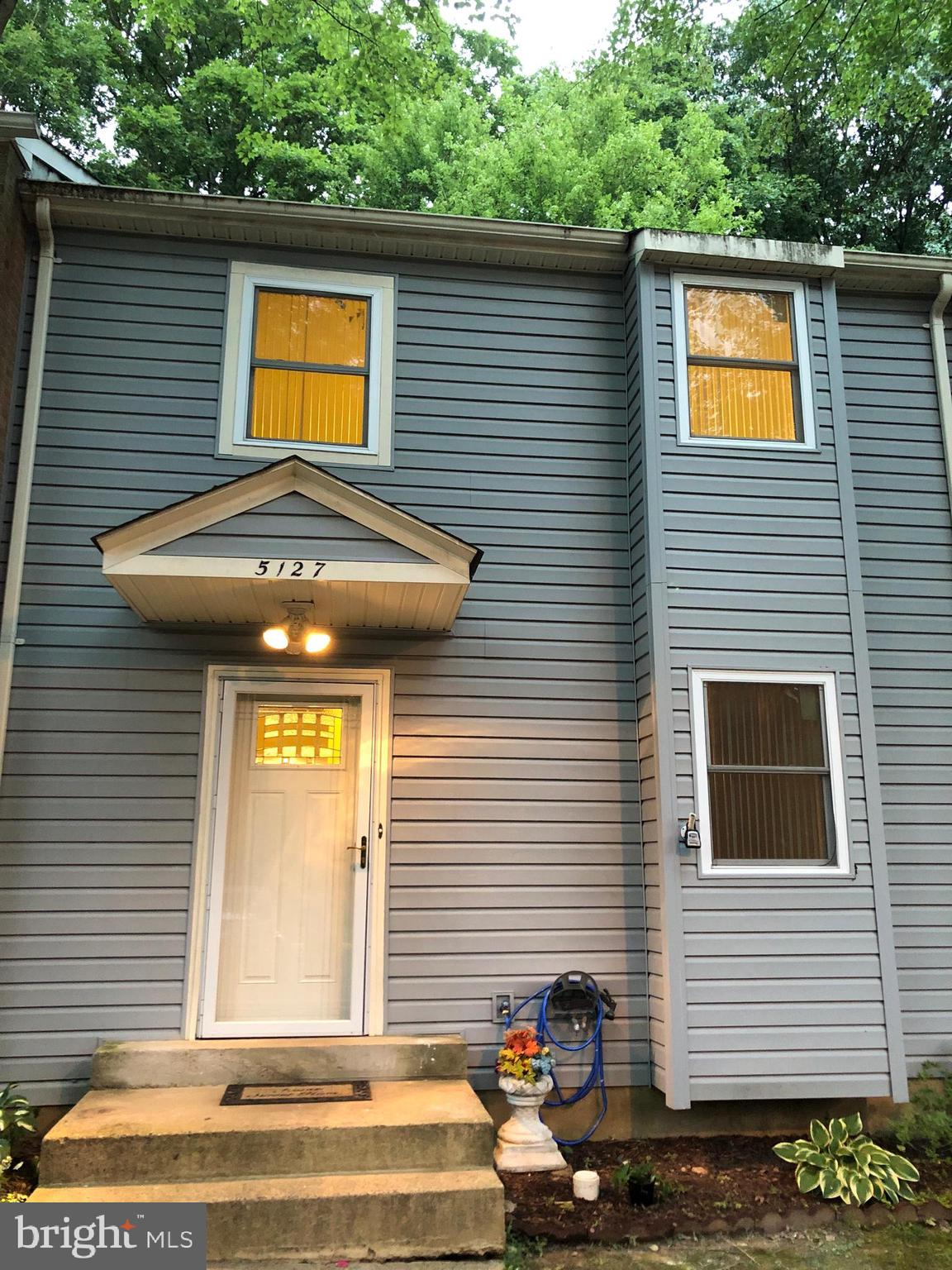 **OFFERS DUE TUESDAY 9/10 AT 3PM** Charming two-bedroom, two and half bath townhouse with renovated kitchen and a re-finished back deck for entertaining! Includes a finished basement that could be used as flex space such as a bedroom, media room, entertaining space with bar or second living area. One full bathroom in the basement. Last tenant used the basement as an extra bedroom.Kitchen is currently being renovated with stainless steel appliances, quartz countertops, built in wall mounted microwave. Back deck is being modified to add some steps down to the yard, and is being sanded and repainted also. Located near Lake Braddock, the community has tennis courts and a community pool. Also located near jogging trails. Close to George Mason University, and the bus stop nearby goes directly to the Pentagon. Also located near the VRE railroad station. Many commuter options located nearby.
