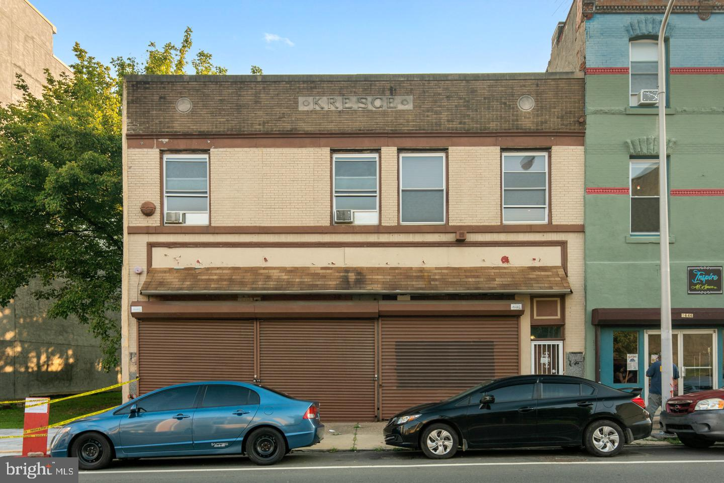 1642-44 Ridge Avenue Philadelphia, PA 19130