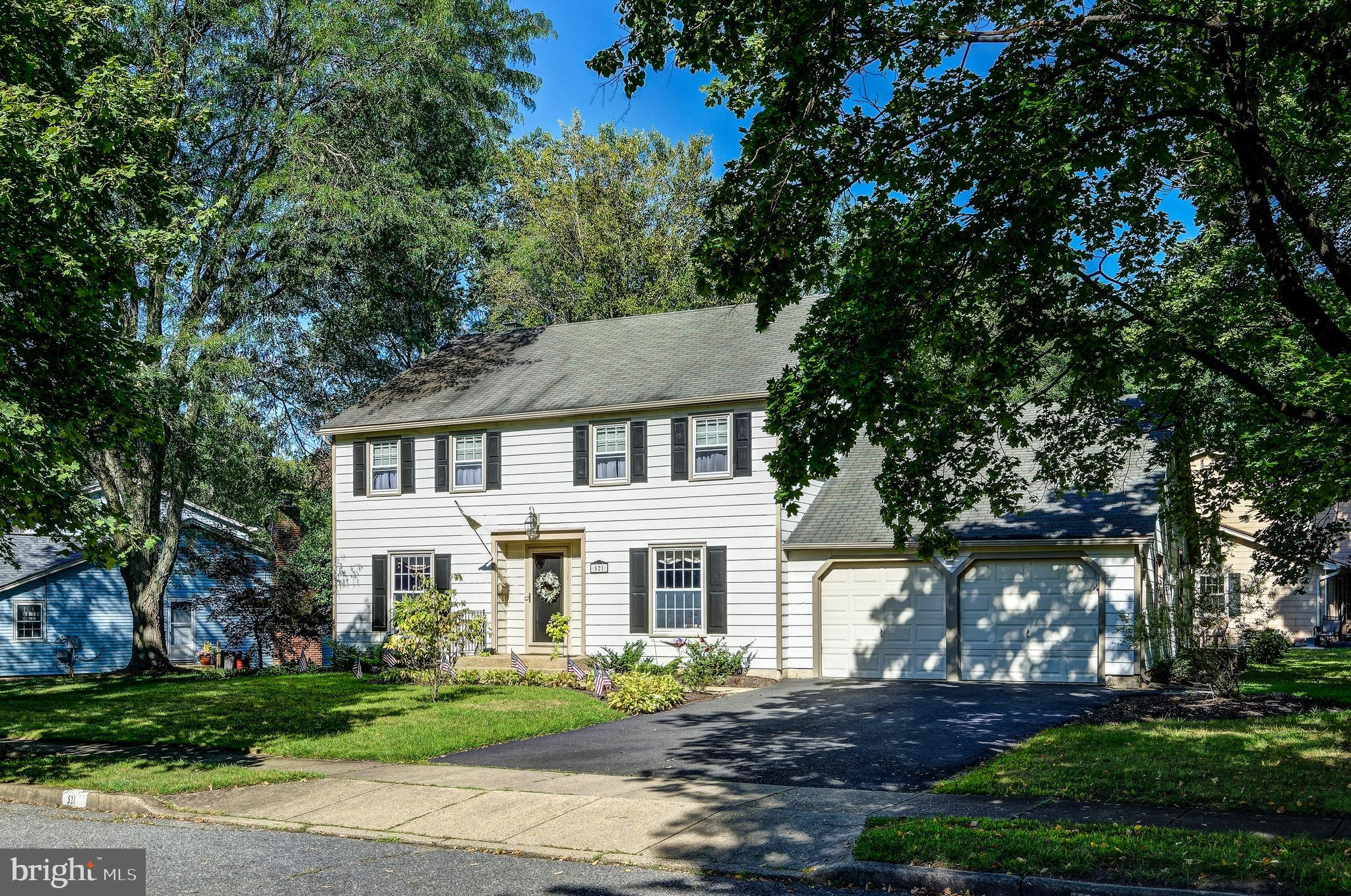 521 GUYER DRIVE, HADDON HEIGHTS, NJ 08035