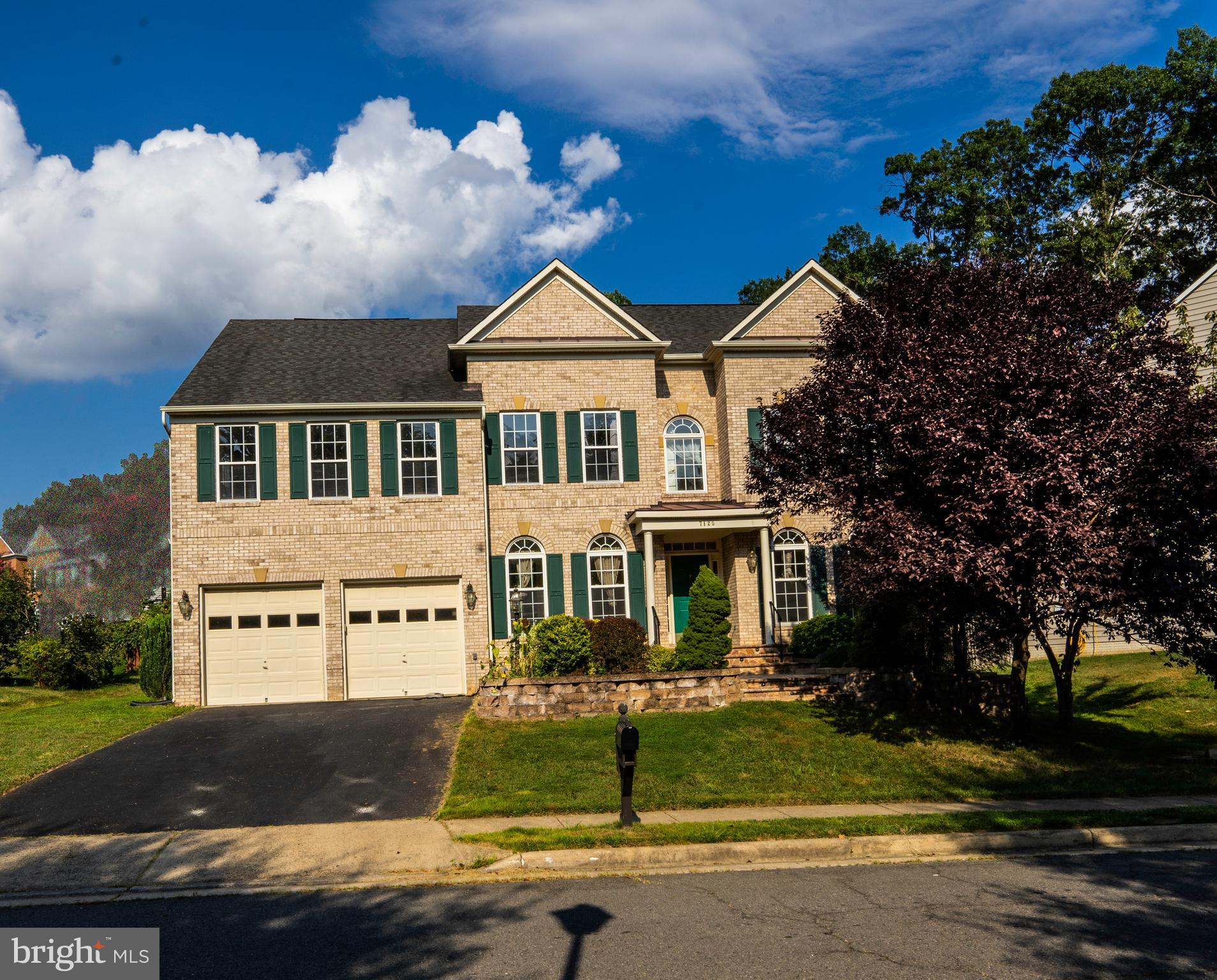 PRICE REDUCED!!!Grand colonial luxury home, bright open floor plan just above 5000 square feet located just few minutes from Springfield Towne Center & Springfield/Franconia Metro, shops & restaurants, quick access to I95 & I495, unique floor plan with a guest bedroom/study on the main floor adjoining a large full bathroom, an enormous kitchen with gorgeous granite counter tops, gener,ous size sun-room both of which open to an oversize family room soaring cathedral ceiling, a gas fire place, beautiful crown molding encasing the formal dining room, a formal living room with ample windows for bright sun shine, the upper level includes 3 bedroom sharing 2 full bathrooms,  a master bedroom capped with soaring cathedral ceiling, a large walk-in close & a luxurious master bathroom that comes complete with his/her separate vanities, stand-alone shower and a soaking tube large enough for at least 2 adults. FRESHLY PAINTED & NEW CARPET on the main floor & upper level. the basement features beautiful marble in-lay art work. a recreational area for entertaining, a large luxurious full bathroom completes with marble flooring, with a 9-feet ceiling giving the basement large open-space feel, two large bedrooms & a double-wide walk-out stairs. the front entrance includes beautifully landscap designed stone walk way. please WEAR SHOE COVERS or REMOVE SHOES to protect new carpet. also for LEASE VAFX1083844