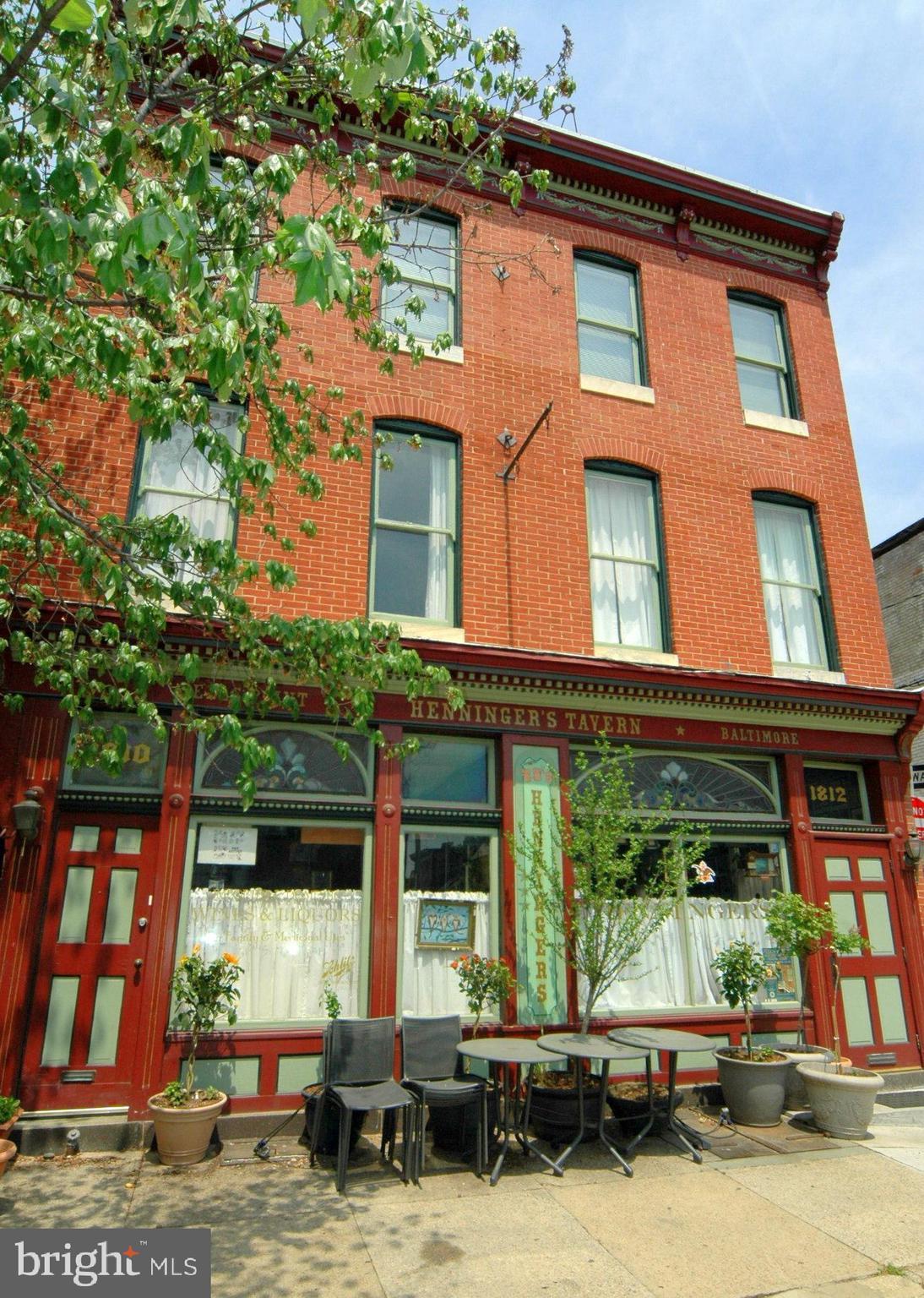 1810 BANK STREET, BALTIMORE, MD 21231