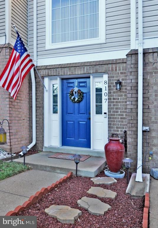 8107  HALLMARK PLACE, Gaithersburg in MONTGOMERY County, MD 20879 Home for Sale