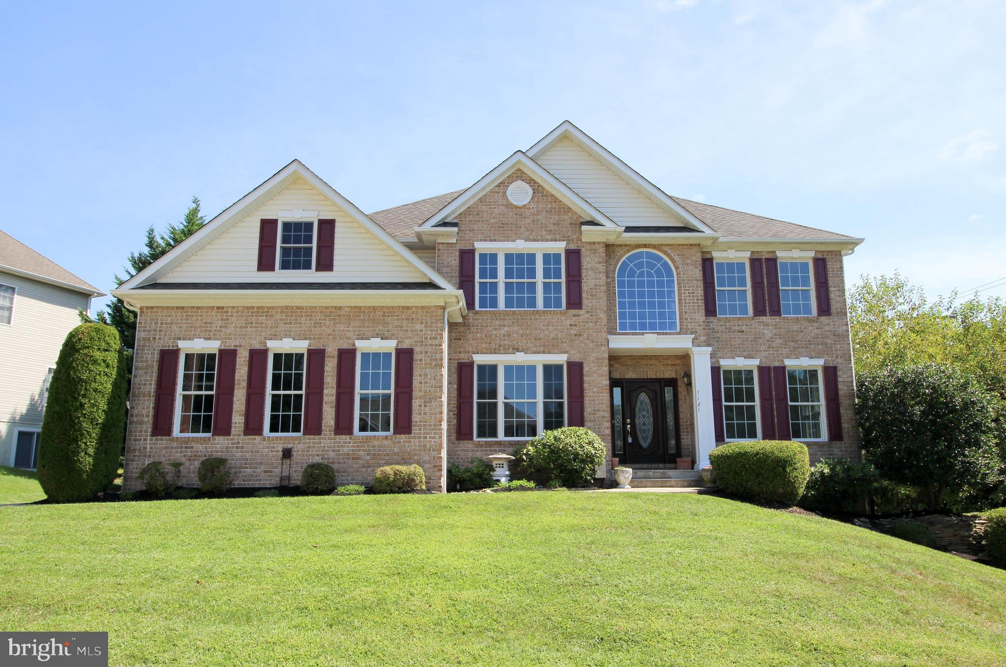 1121 SUNSET DRIVE, BEL AIR, MD 21014