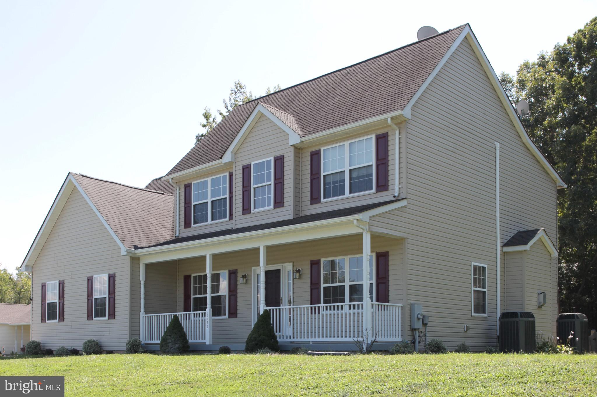 1645 GREEN MANOR DRIVE, NANJEMOY, MD 20662