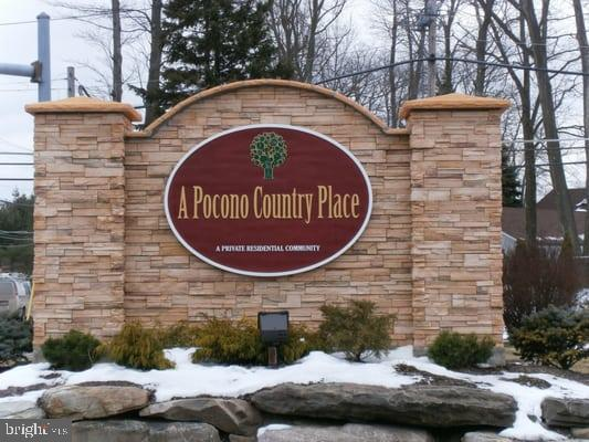 03/8D/1/281 A POCONO COUNTRY PLACE LOT #68 68, COOLBAUGH TOWNSHIP, PA 18466