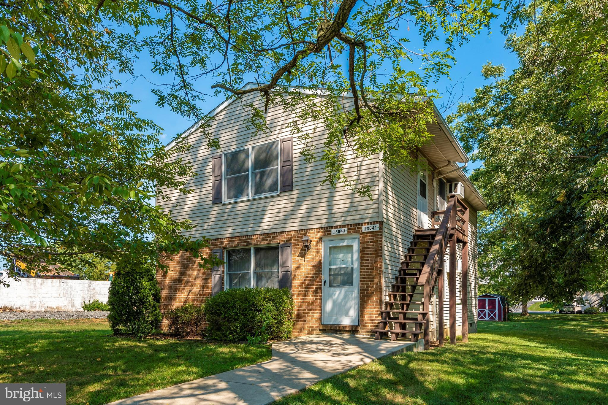 13841 WEAVER AVENUE, MAUGANSVILLE, MD 21767