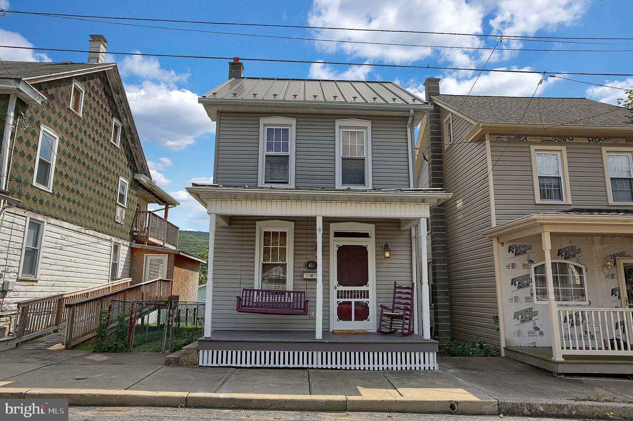 424 JULIAN STREET, WILLIAMSTOWN, PA 17098