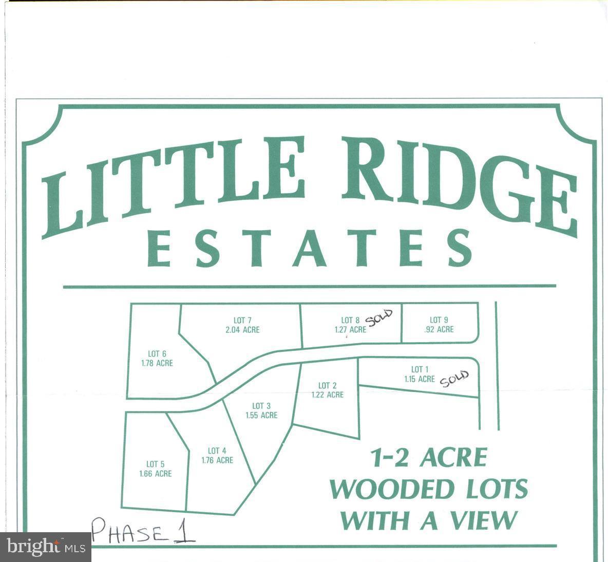 Lot 4 RIDGE WAY DRIVE, EVERETT, PA 15537