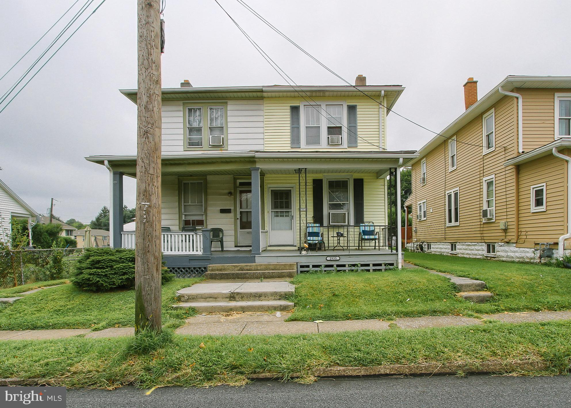 2933 CANBY STREET, HARRISBURG, PA 17103