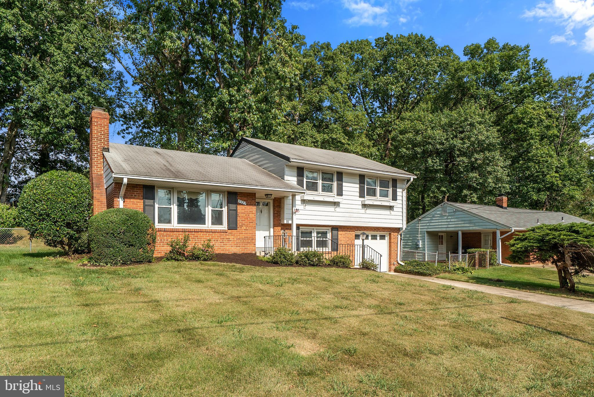 "Just Listed! Great ""Fixer-Upper"" Longtime Owner has updated Dbl Pane Windows, 42"" Kitch cabs, recessed lights, Insulated Gar door and replaced HVAC! Wallpaper has been removed and ready for paint and flooring. Baths are original. See plans for easily expanded 2nd full bath.  Convenient to Beltway, Lake Accotink and Schools! Open Sat & Sun"