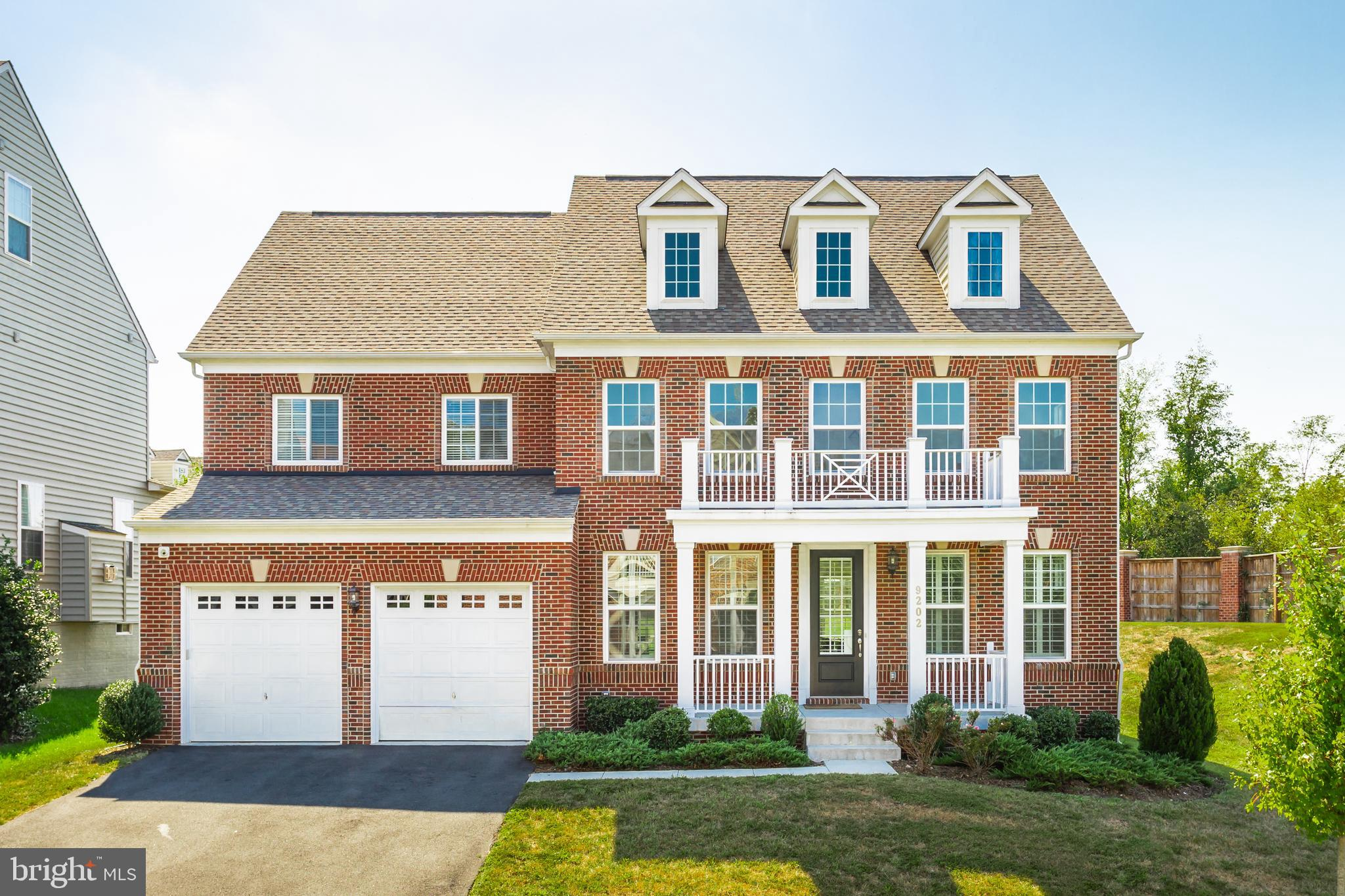 Fabulous 4 level Stanley Martin Carey model. Four sided brick. Six bedrooms 5.5 baths. 3683 finished Sq FT on the upper three levels; finished lower level; Open floor plan. Close to Fort Belvoir and Lorton Station VRE. Commuter's Dream!