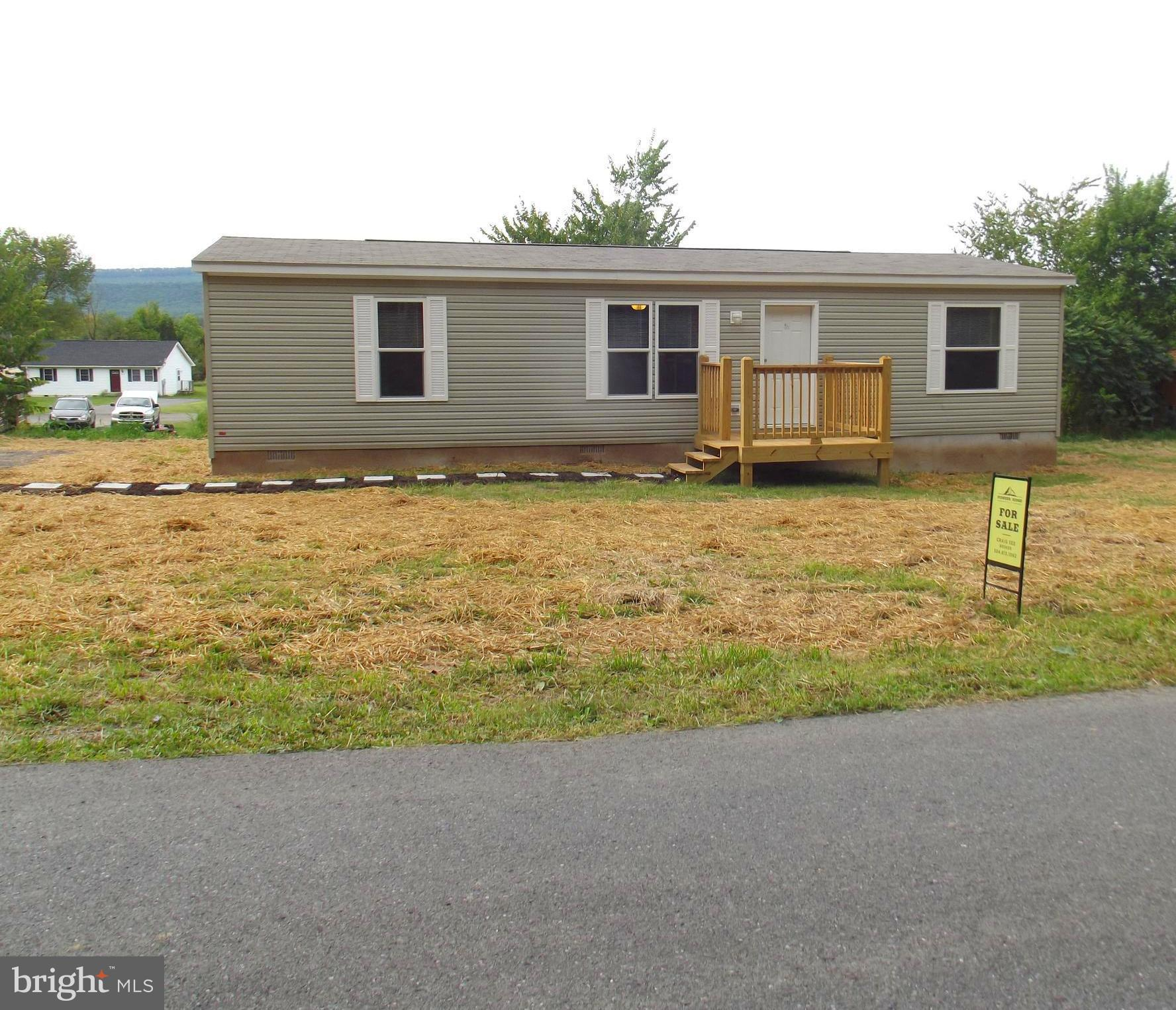 587 NORTH MOUNTAIN ROAD, WARDENSVILLE, WV 26851