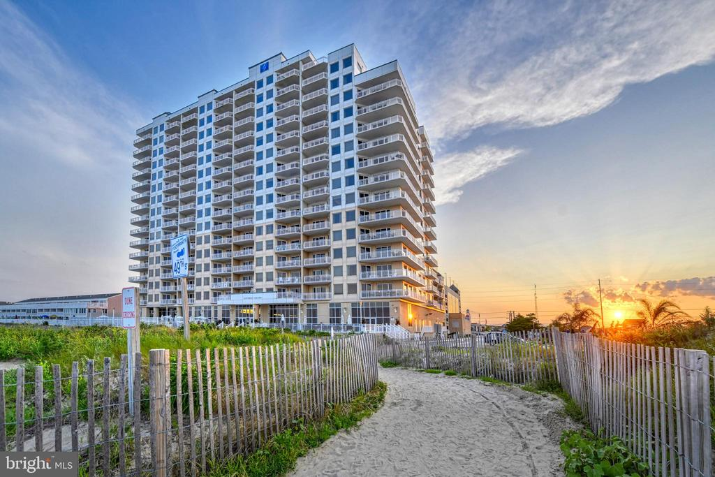Kick back and relax in this premium floor oceanfront south-end corner residence located in Ocean City's most luxurious oceanfront building.   Tasteful, elegant coastal decor highlights this spacious four-bedroom residence.   Featuring oversized tile flooring, a large wrap around balcony, smart-home automation, marble master bathroom, custom closet organizers, a private master-bedroom balcony and so much more.   One of the nicest residences in the building, this is a MUST SEE.   The Gateway Grand features indoor and outdoor pools, fitness center, private sundeck, deeded storage lockers, kids club, on-site management and more.   Call the listing agent for more information.