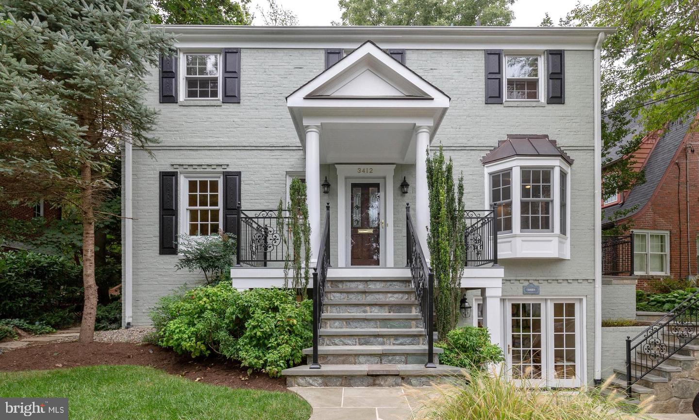 3412 Shepherd St Chevy Chase, MD 20815