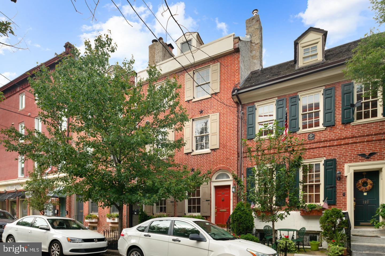 129 BAINBRIDGE St, Philadelphia, PA, 19147
