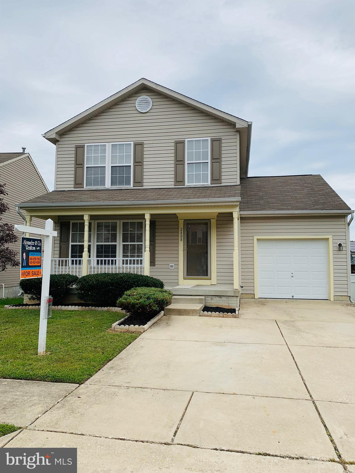 2808 CAPTAINS COVE COURT, EDGEWOOD, MD 21040