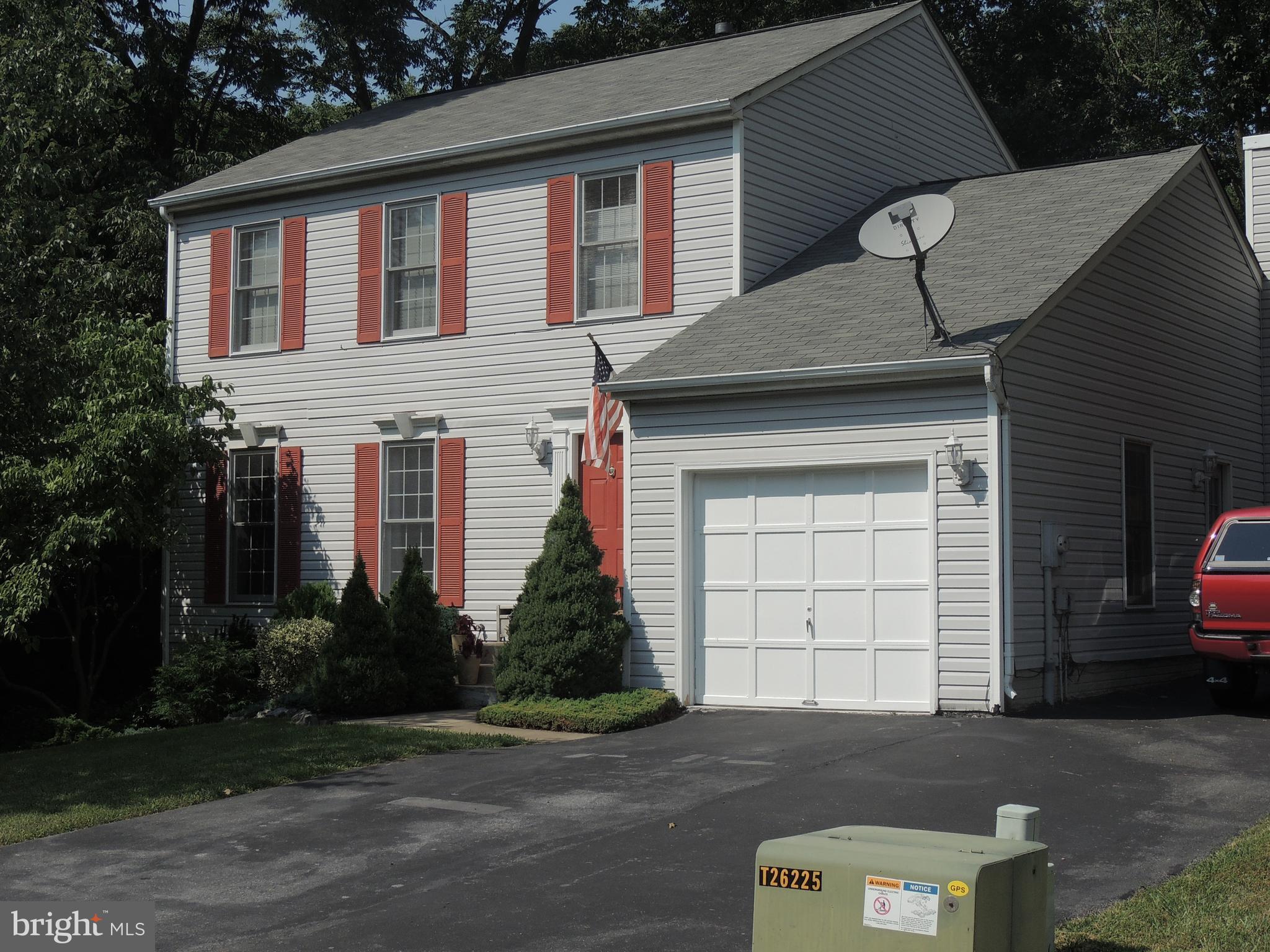 218 PEMBRIDGE Dr, Winchester, VA, 22602