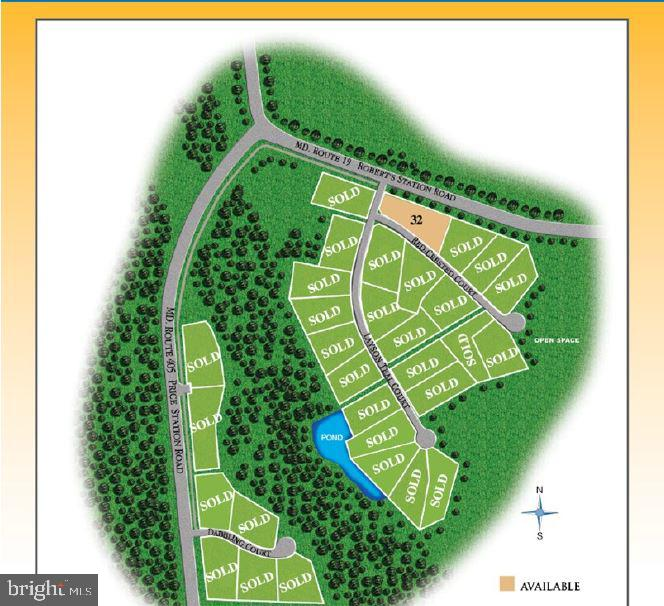 Lot 32 RED CRESTED COURT, CHURCH HILL, MD 21623