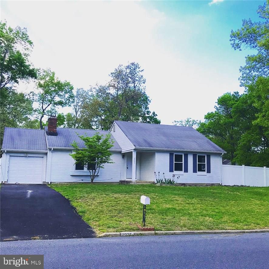 2225 HOLLY HILL ROAD, MANCHESTER TOWNSHIP, NJ 08759
