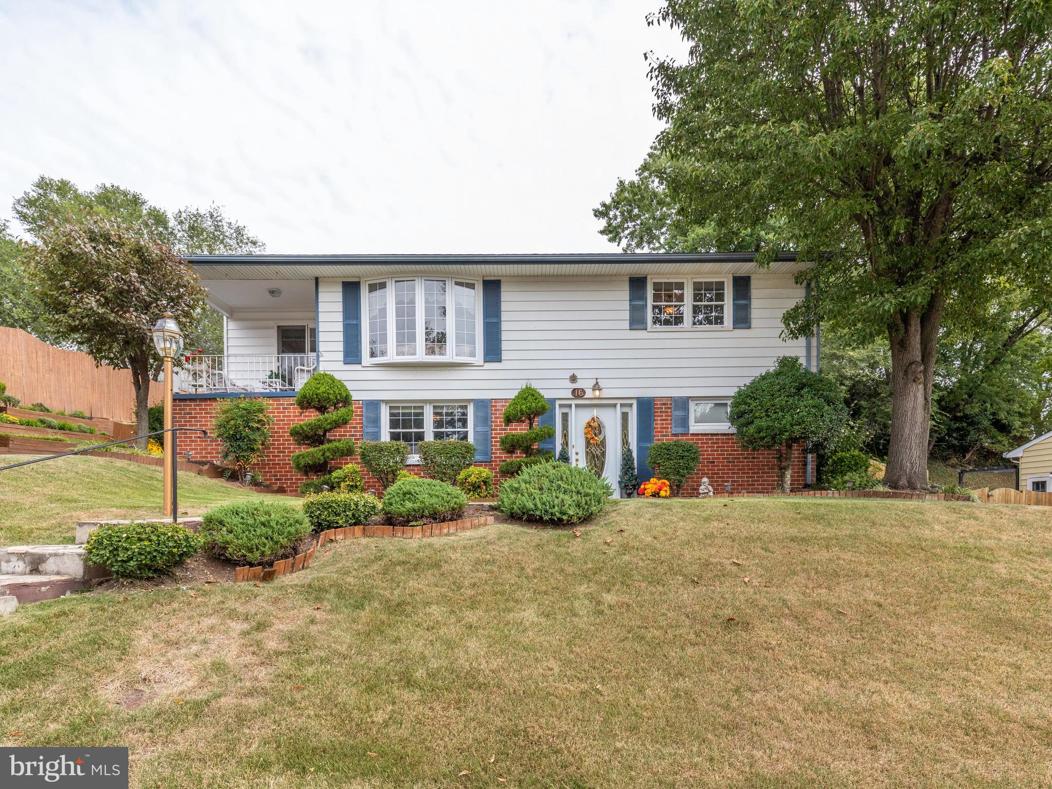 16 CORONET DRIVE, LINTHICUM HEIGHTS, MD 21090