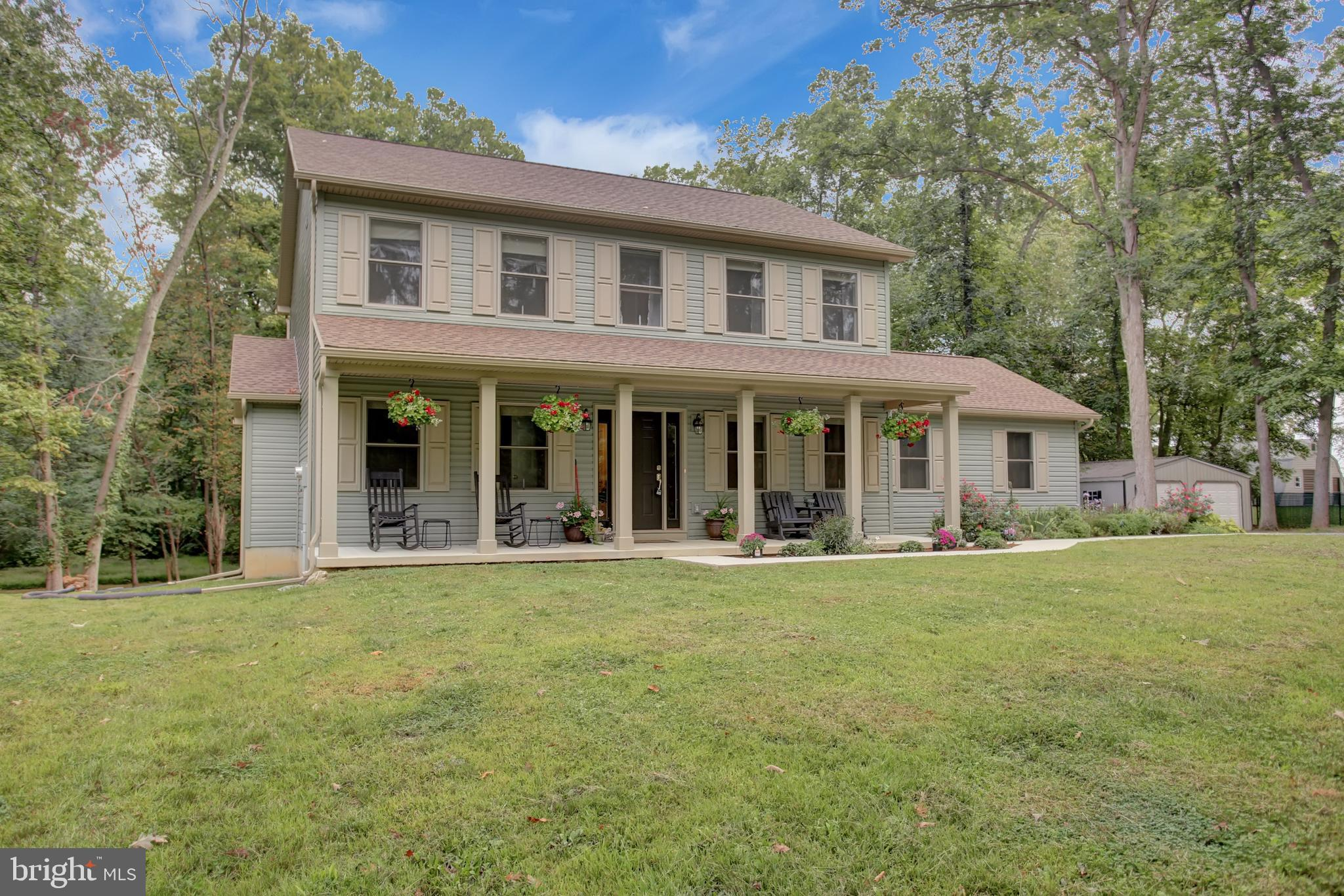387 MOUNT ROCK ROAD, NEWVILLE, PA 17241